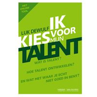 Boek Ik kies voor mijn talent